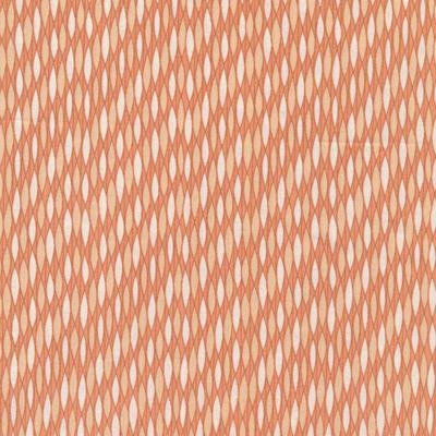 Mod Tropics-Geo Horz Stripe-Peach