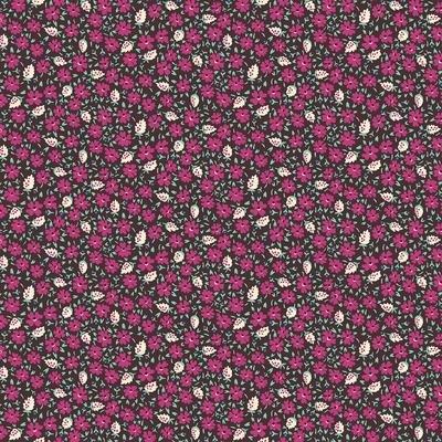 Tiara-Small Flowers-Brown