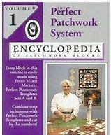 Perfect Patchwork System Book #1