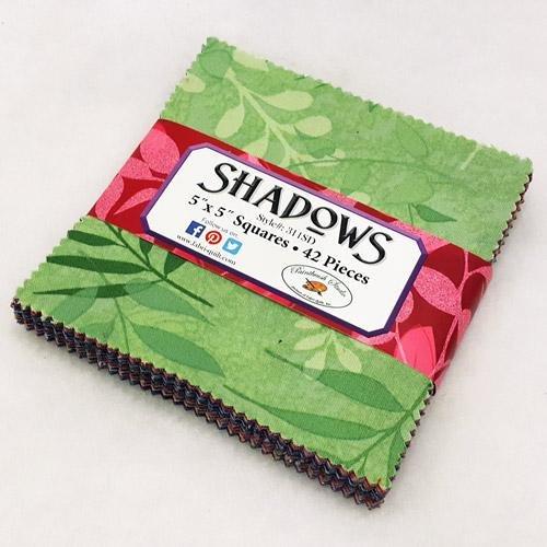 Shadows-5x5 Squares