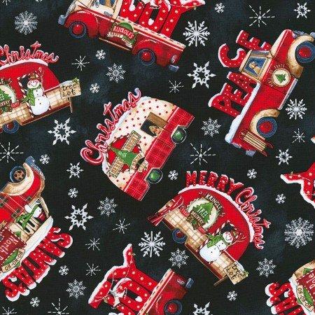 Santa RV-black