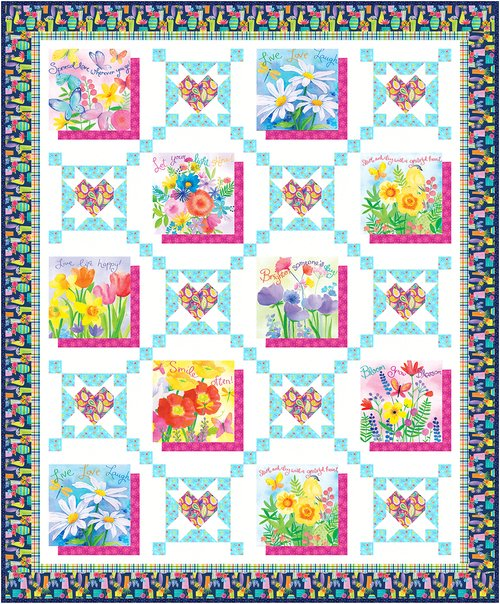 Bloom Bouquet II Kit