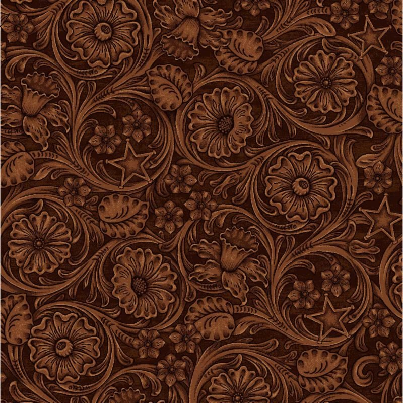 Cowgirl Spirit-brown leather
