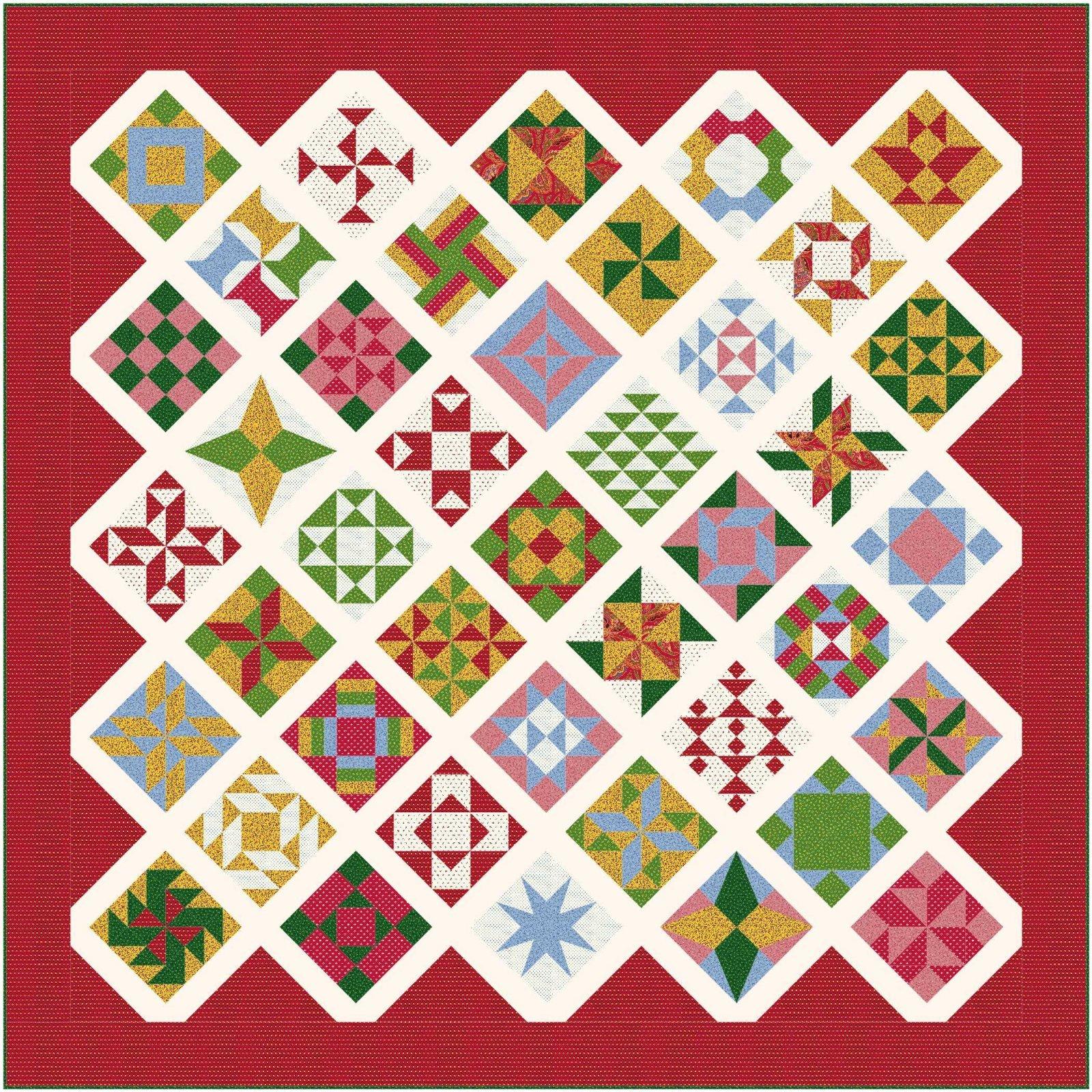 Manzanita Grove Quilt Kit