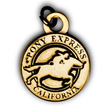 Pony Express charms CA