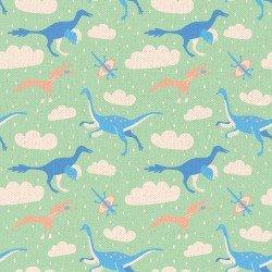 Dinosaur-Flying Dinos-Mint