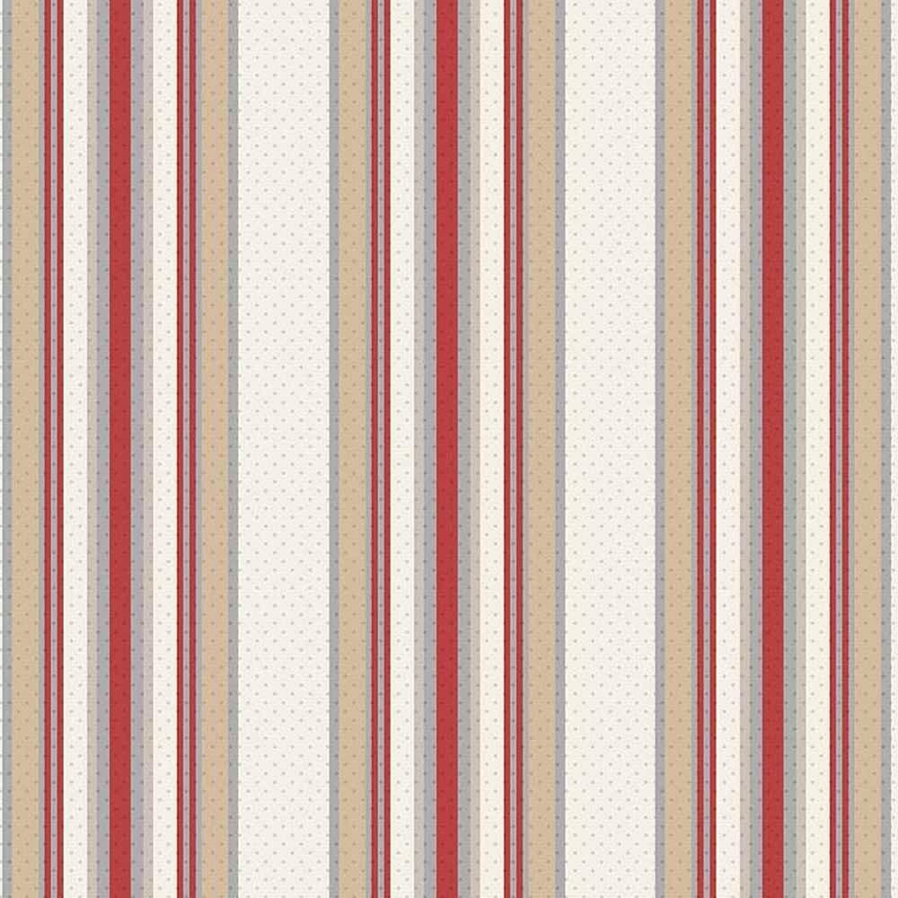 Bristol Belle-cream stripe