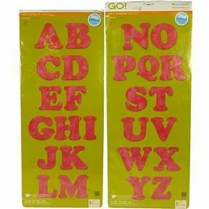 Go! Carefree Alphabet set