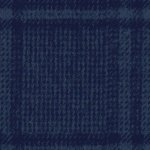 Primo Plaid Flannel-Navy