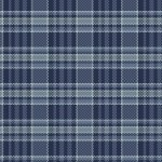 Primo Plaid Flannels-Medium Blue