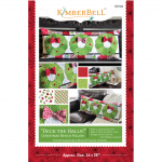 Deck the Halls Bench Pillow kit
