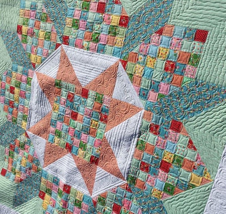 Patchwork Swoon/Quilt