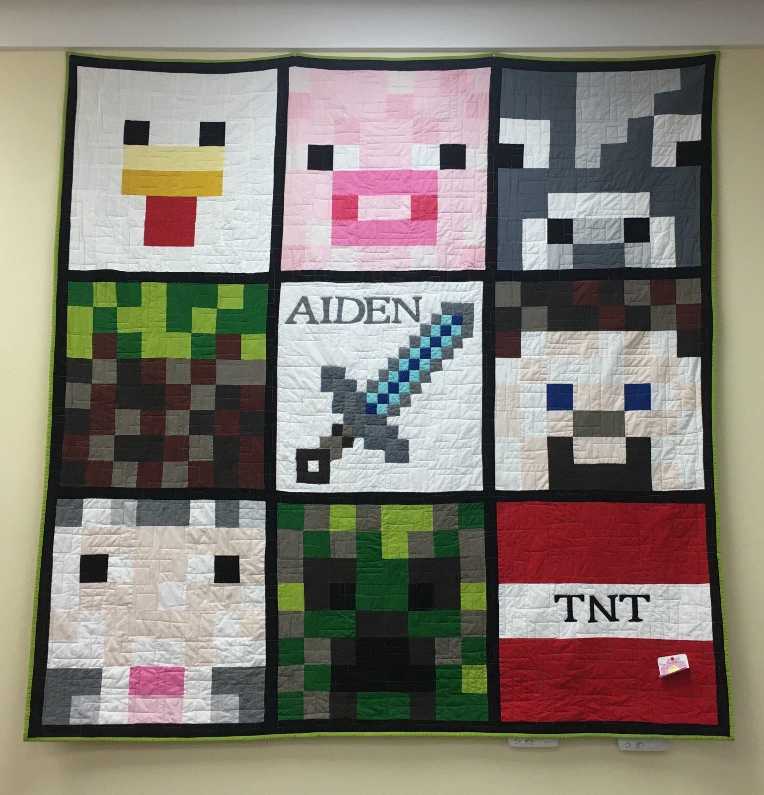 Minecraft/quilt