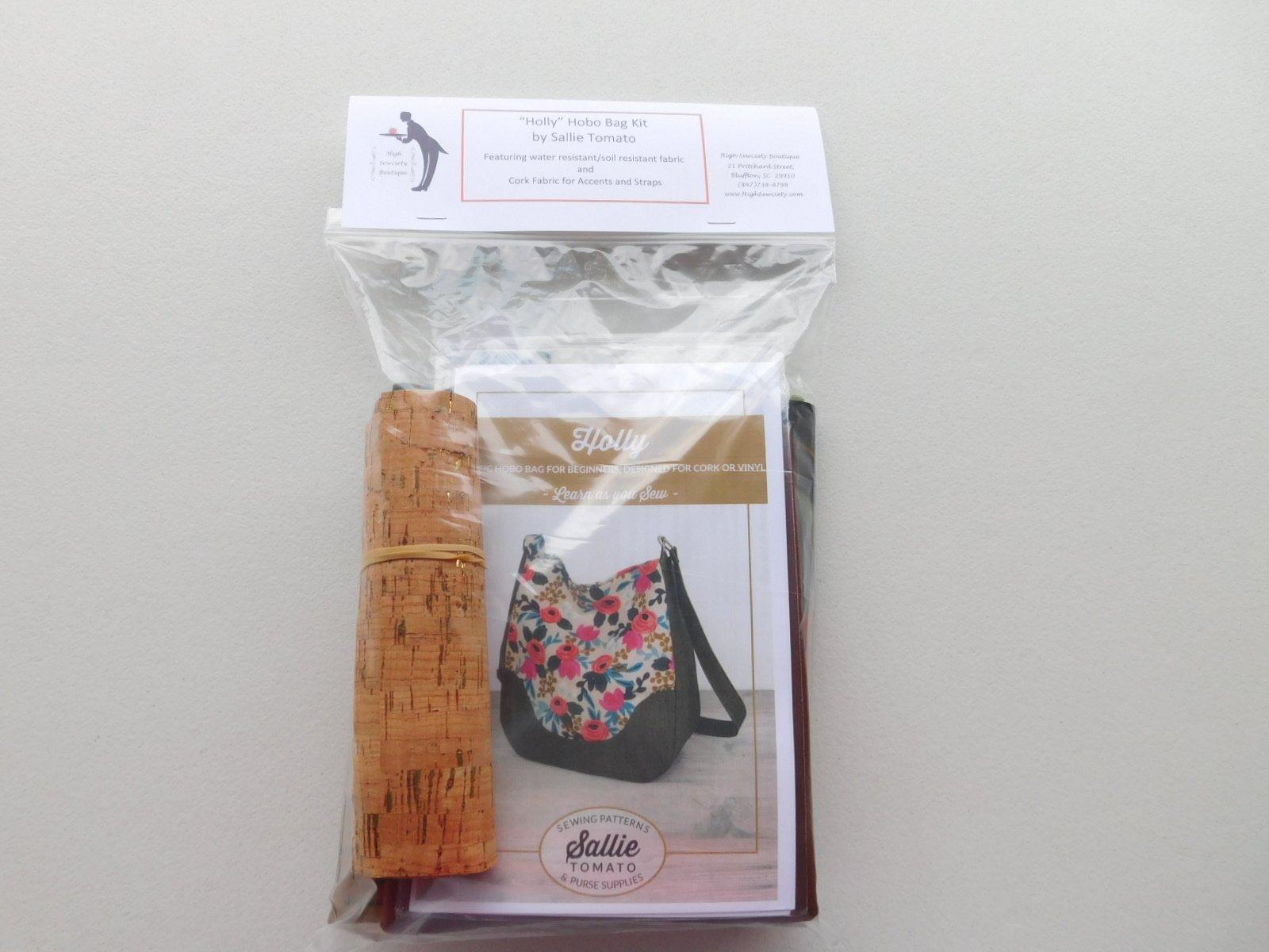 Holly Hobo Bag Kit - Richloom Solarium