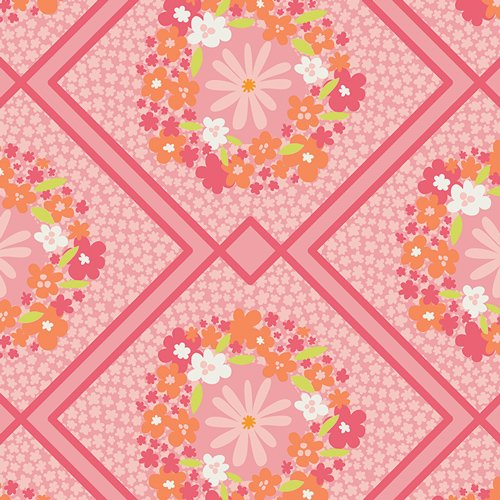 AGF Cottage Treasures Pink