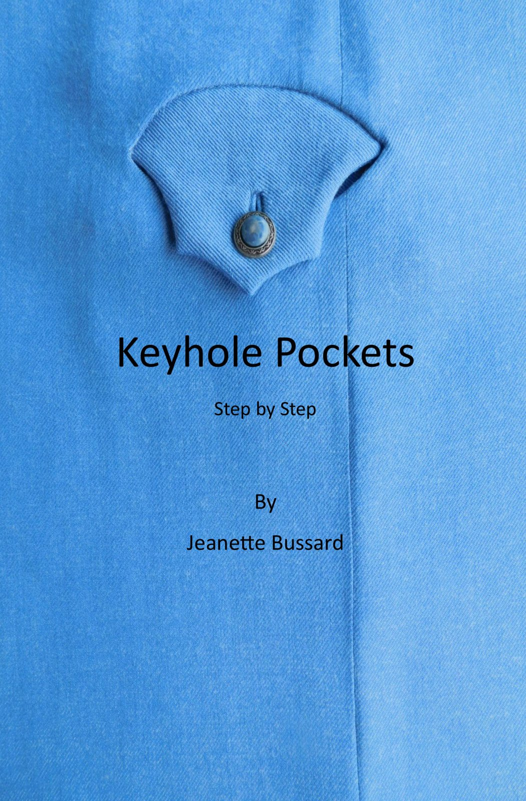 Keyhole Pocket Educational Booklet