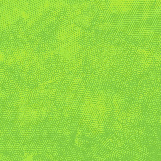 Dimples - Lime Green