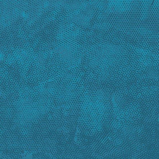 Dimples - Dark Turquoise