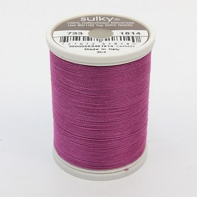 Cotton 30wt 500yd Orchid Kiss