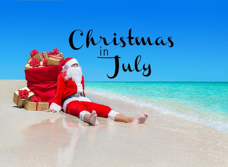 Christmas In July 2019 Images.Twisted Ewe S Christmas In July 2019