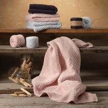 BLUSH Organic Cotton Blanket KIT 1019