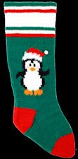Doolallies:Penguin GREEN Stocking Kit