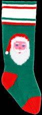 DooLallies:#Santa Face StockingKit