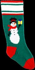 DooLallies:#SnowmanStockingKit-GREEN