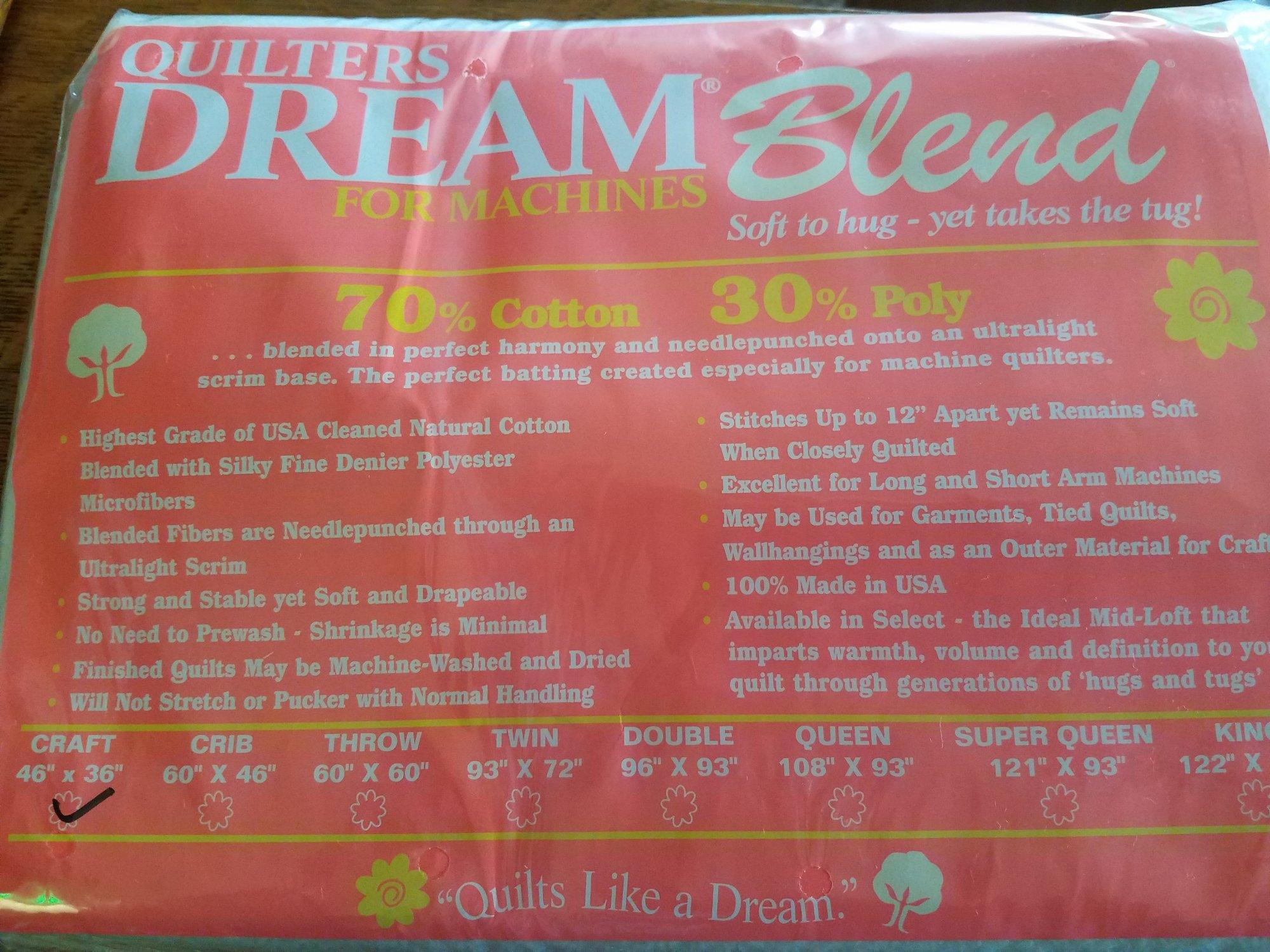 Dream Blend 70/30 Craft