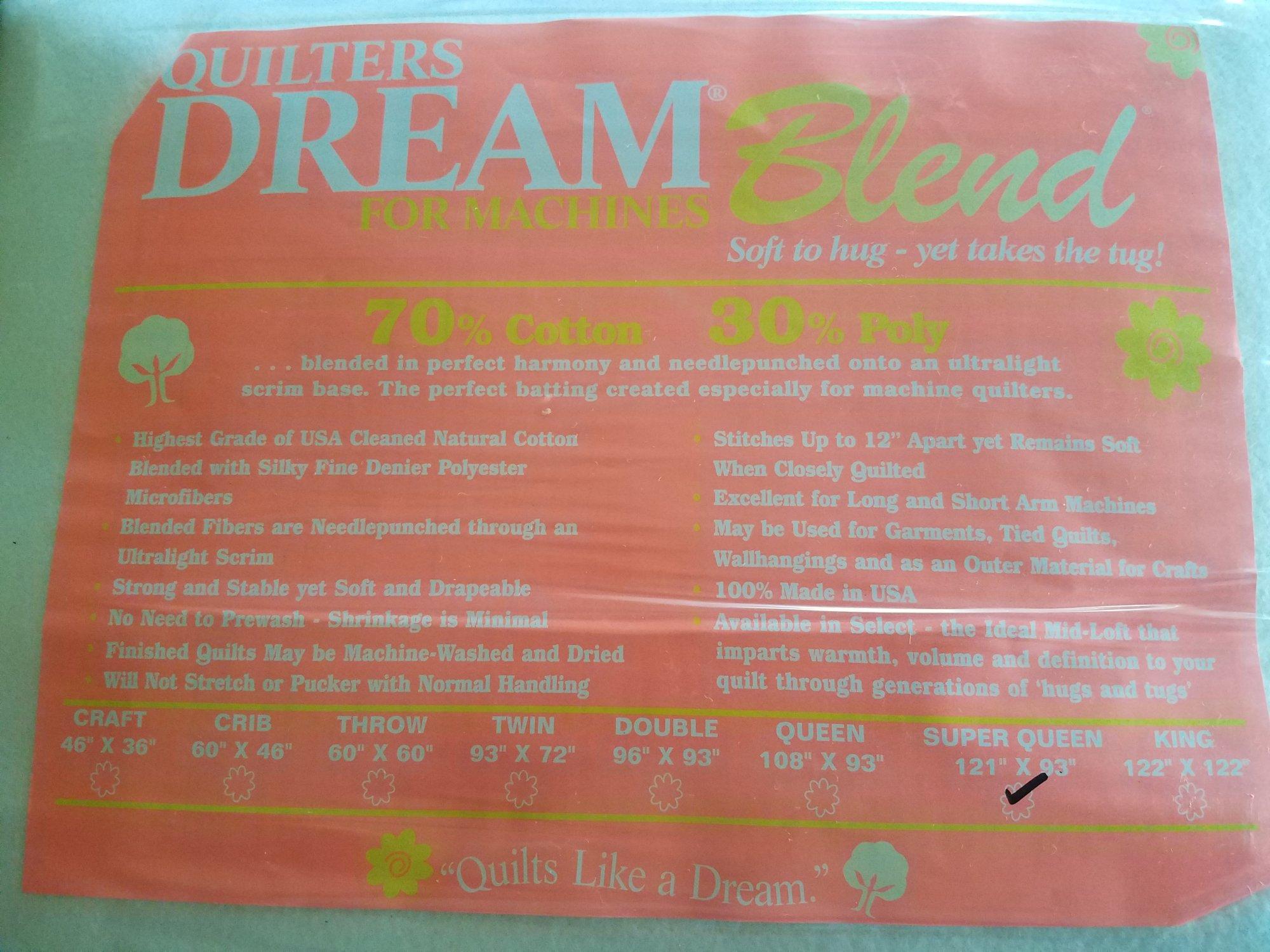 Dream Blend 70/30 Supr Queen