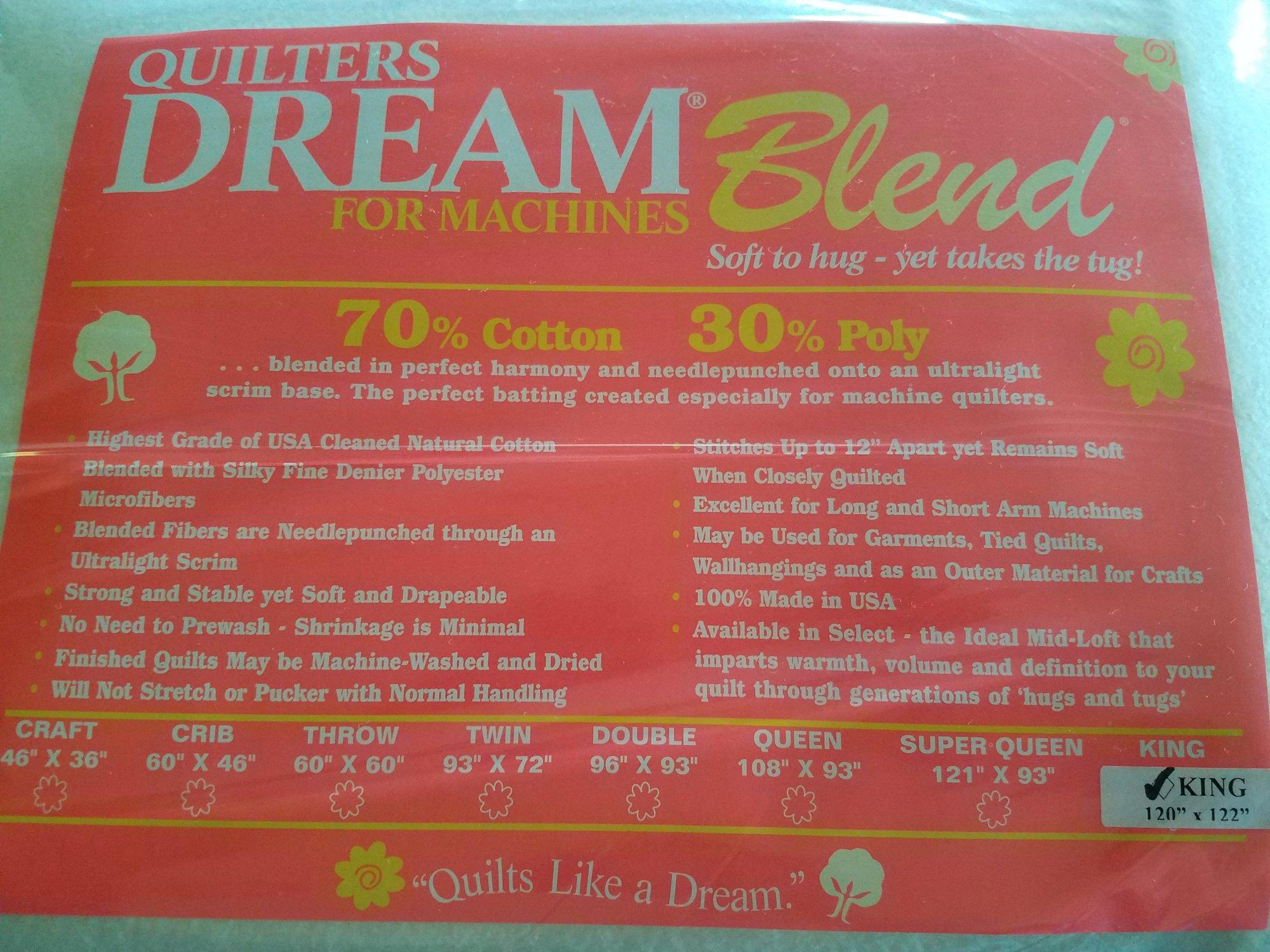 Dream Blend 70/30 King
