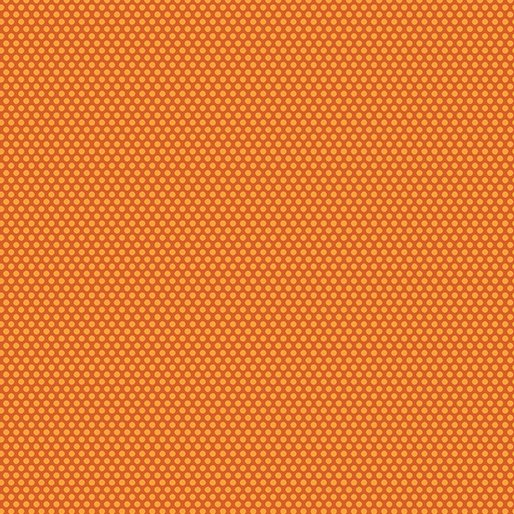 2137-22 Tiny Dot Orange