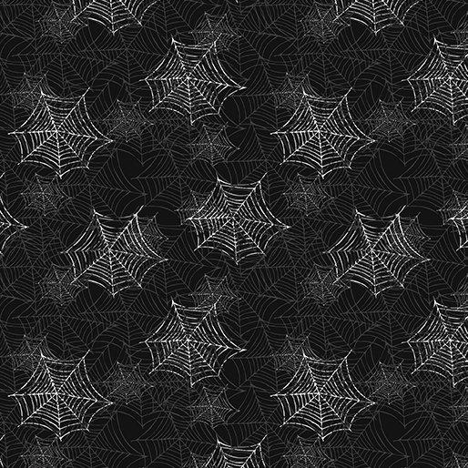 2430-12 Webbing Black