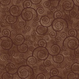 24779 AFLN Espresso Flannel