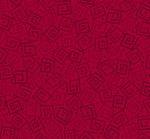 24779 RFLN Harmony - Flannel SQUARES CRIMSON