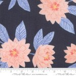 CE 3 Yd Bundle Twilight Drk blu lrg floral