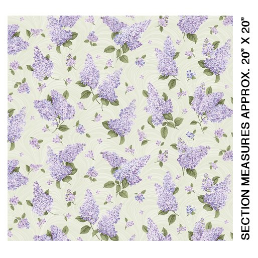 5482-40 Lilacs and Wave Sage