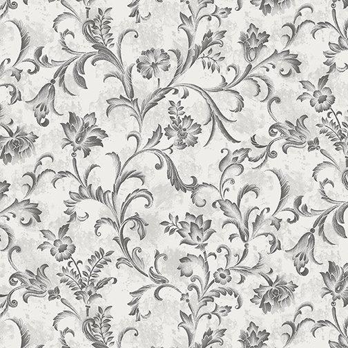 5485-11 Fresco Scroll Grey