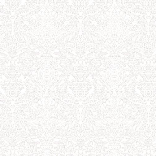 5486-09 Damask White
