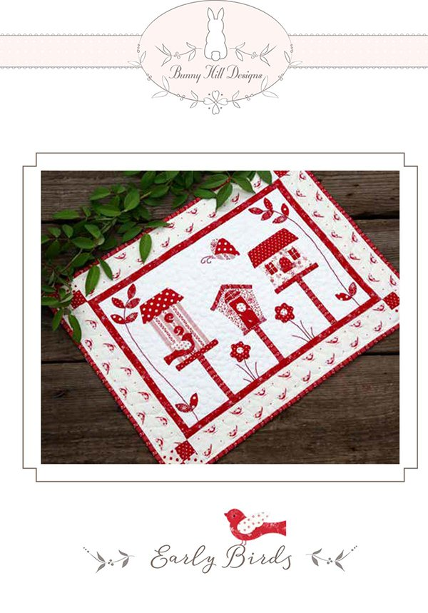 Early Birds Table Topper Kit