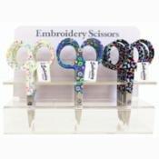 Emb Scissor 3 W/Sew Notions