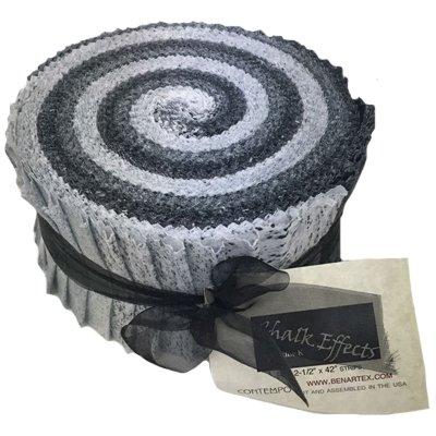 Chalk Effect Pinwheel