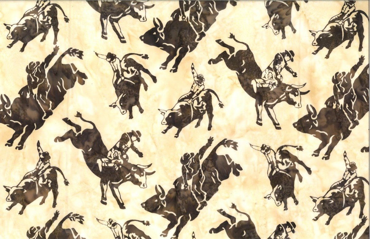 FQ R2239-412 Bull Rider Buttercream