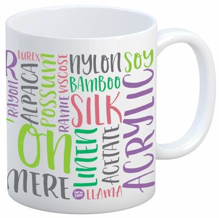 Mug Fiber Lovers