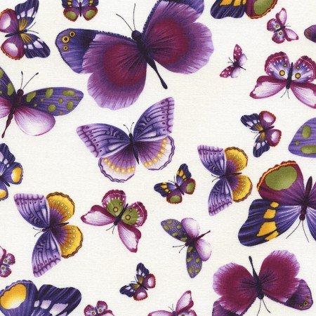 Ivory Butterflies