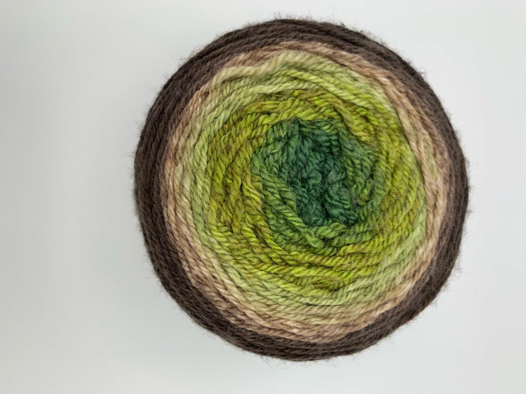 Freia Fibers - Refined Fingering Merino/Silk - Lucas