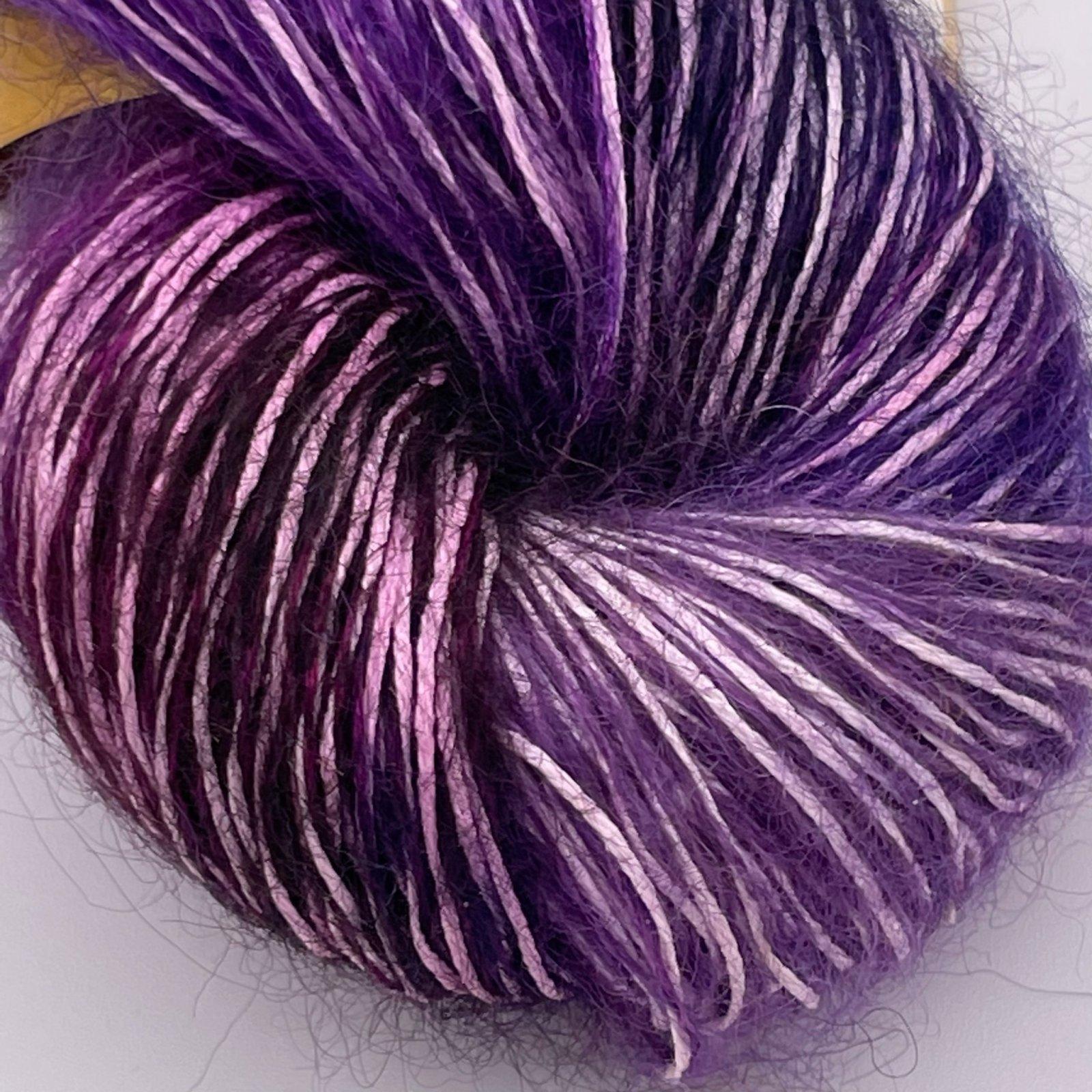 Alchemy Tweedy - Cotton/Mohair/Silk - 211C Garden Party