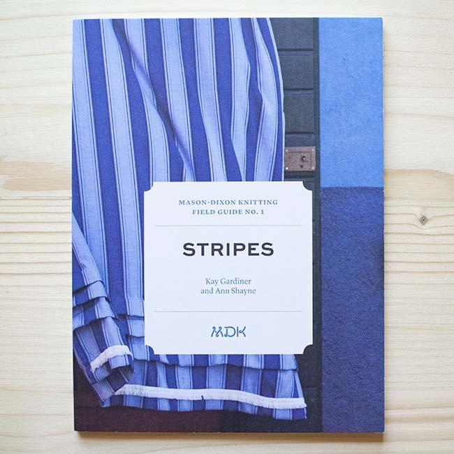 Modern Daily Knitting Field Guide