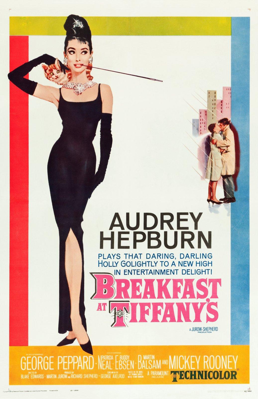 Breakfast at Tiffany's Ticket
