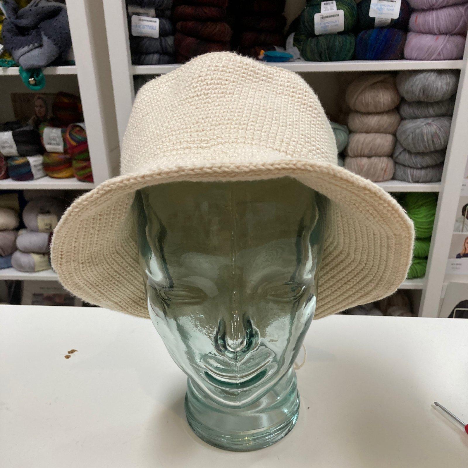 Tosh Crochet Hat Kit
